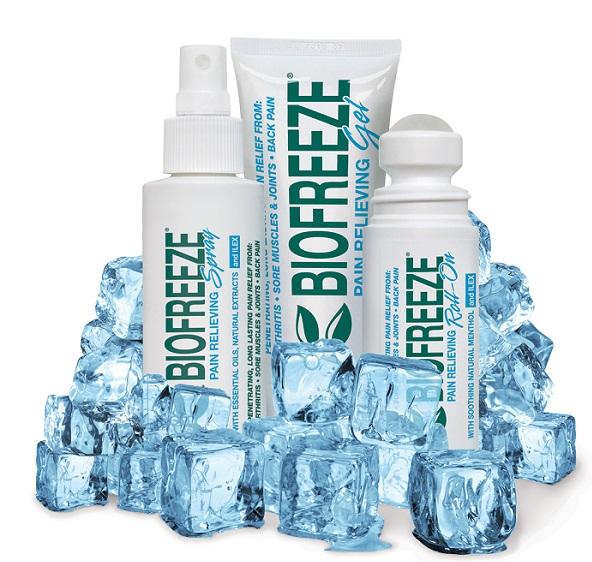 biofreeze produkter